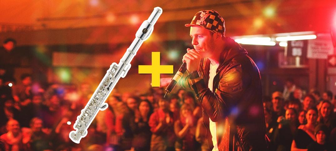 flute + boxing