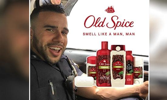 old spice police
