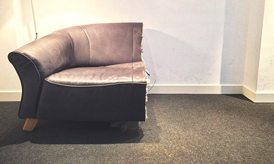 Half Body Sofa