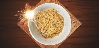 explosive noodles