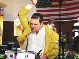 Drummer Steven Moore