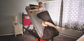 ejector bed