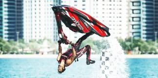 jet ski trick