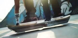 lexus hover board