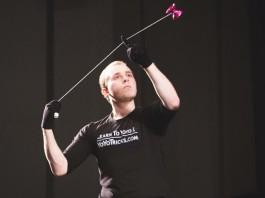 5A World Yo-Yo Champ Jake Elliot