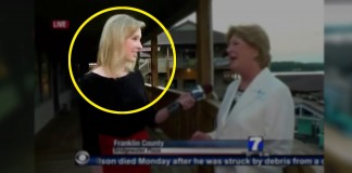 Final moments of reporter Alison Parker