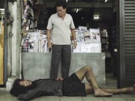 man and beggar