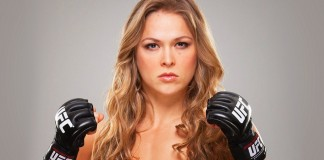 MMA Fighter Ronda Rousey