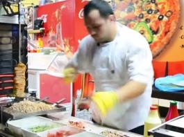 fastest shawarma maker