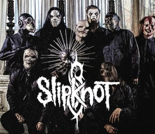 Metal Band Slipknot